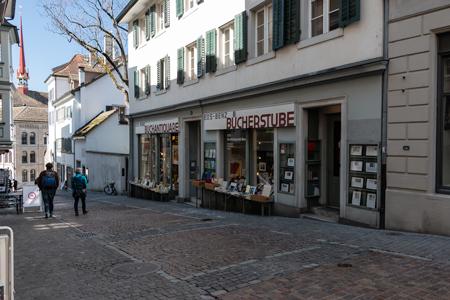 Antiquariat Schweiz - Kirchgasse 17 Zürich