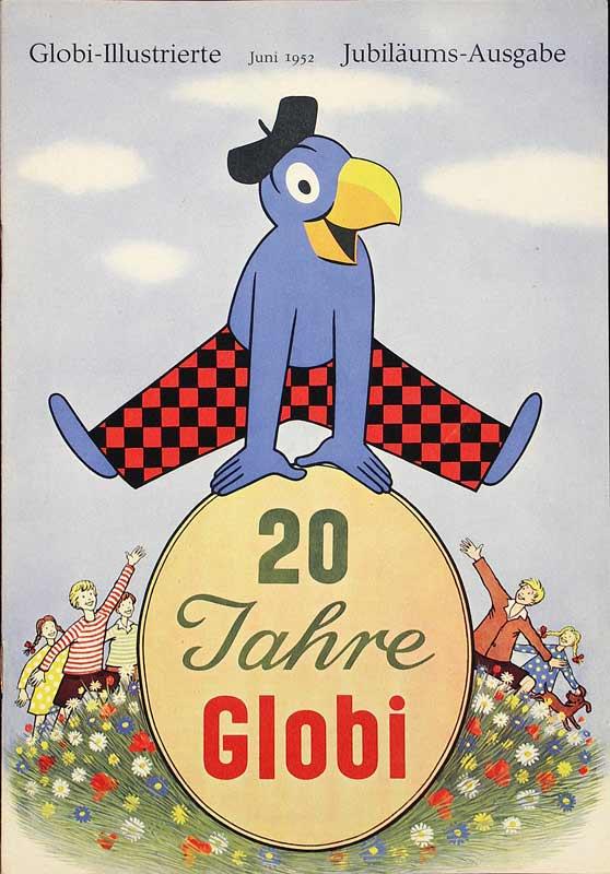 -20 Jahre Globi.