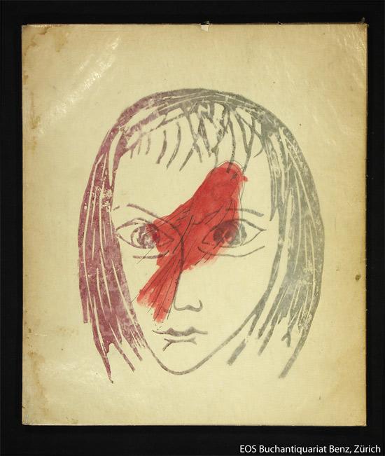 Wilde, Oscar: -Die Nachtigall und die Rose.