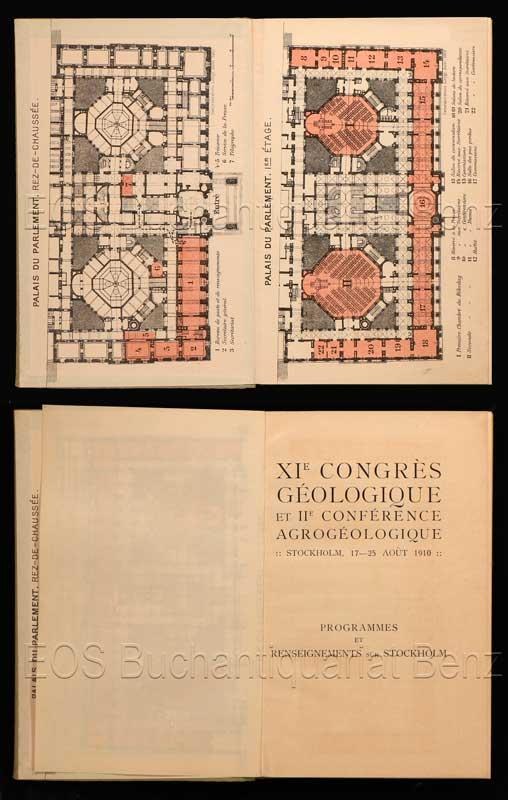 -XIe Congrès géologique et IIe Conférence agrogéologique.