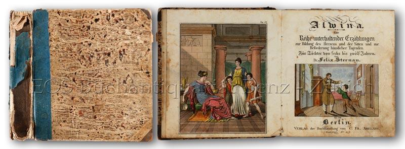 (Meynier, Johann Heinrich): -Alwina.