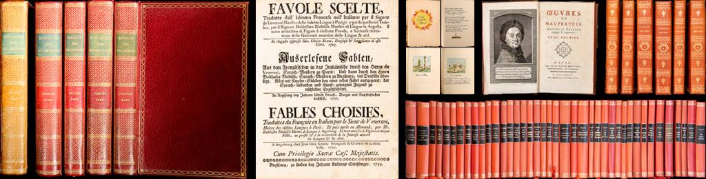 Deutsche und fremdsprachige Literatur - gesammelte Werke im EOS Buchantiquariat Benz in Zürich