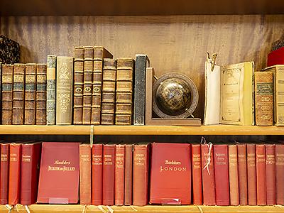 alte Reisebücher - EOS Buchantiquariat Benz - Zürich