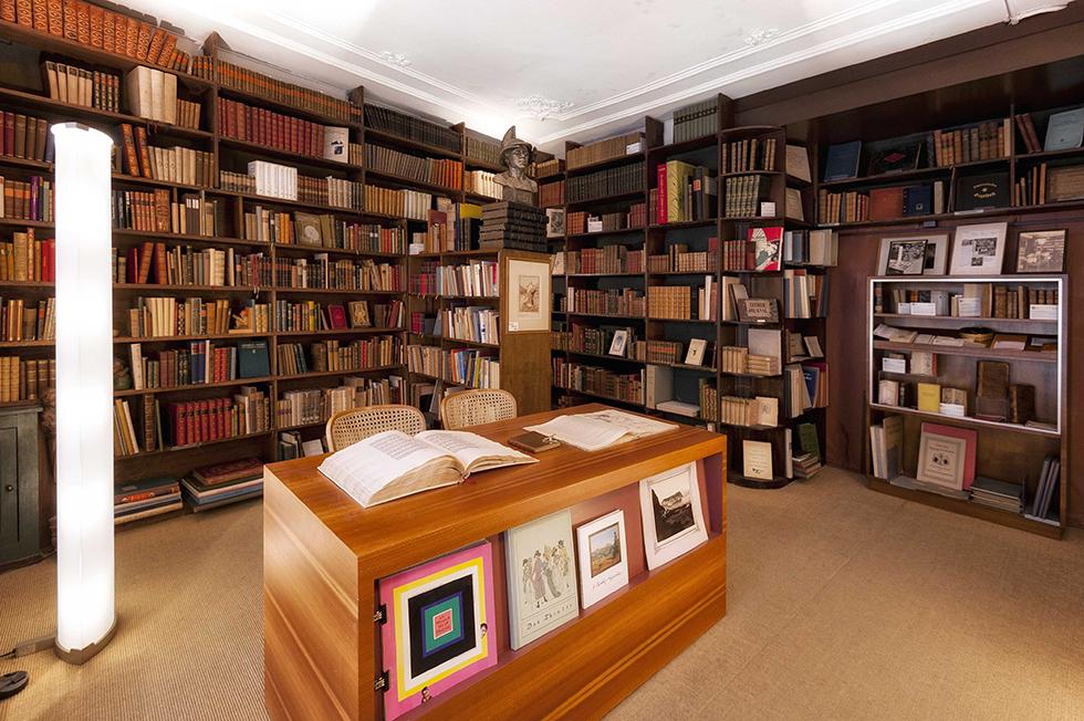 Bibliophiles Antiquariat EOS Benz