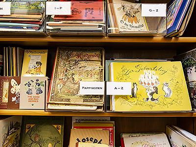 alte Kinderbücher EOS Buchantiquariat Benz - Zürich