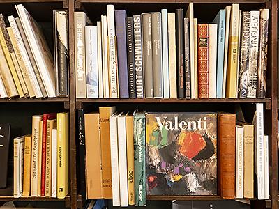 Kunstbücher Antiquariat EOS Buchantiquariat Benz -Zürich