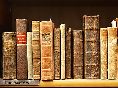 alte Theologiebücher EOS Buchantiquariat Benz - Zürich